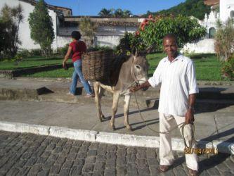 Transport à Cachoeira