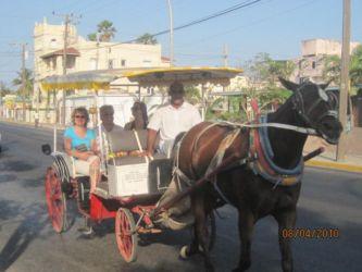 Transport commun à Varadero