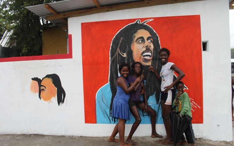 Jamaïque : 3/4 : Bob Marley