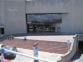 Un des nombreux musées de Cuenca