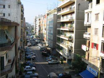 Une rue de Beyrouth