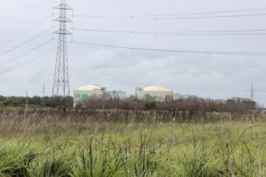 Usine d'ammoniaque de PLNL