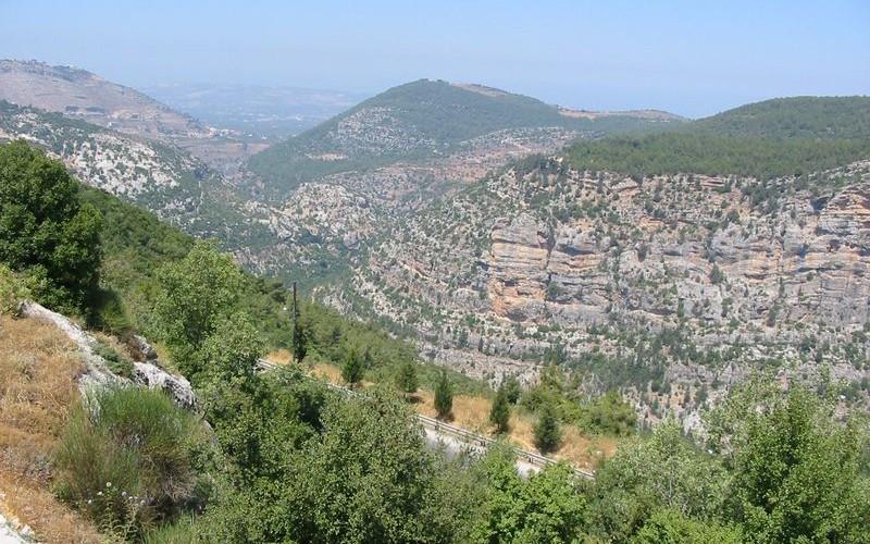 Liban 4/5 : Vallée de la Qadisha
