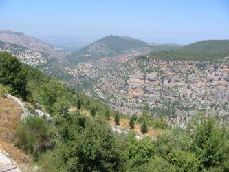 Vallée sainte de la Qadishah
