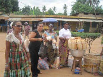 Vendeuses de pain à Kpalimé