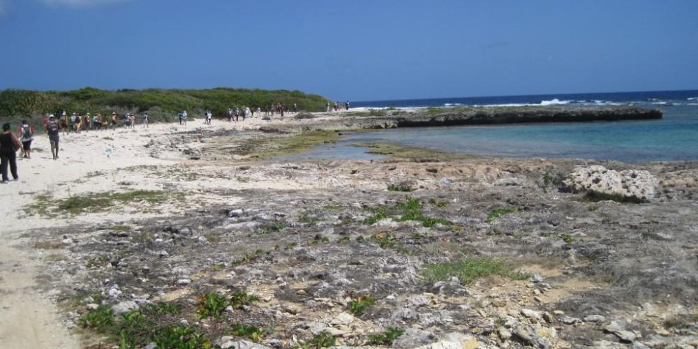 De L'Anse à la croix à l'Anse à l'eau