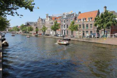 Vieux Rhin à Leiden