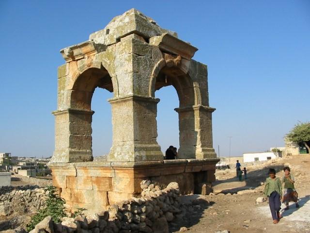 Les Villes Mortes du nord de la Syrie