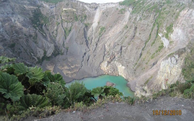 Costa Rica 4/7 : les volcans