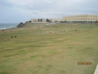 Vue du Fort El Moro
