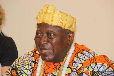 Awoulae Tanoe Désiré, Roi de Grand Bassam, Psdt de la Chambre des Rois