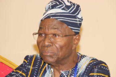 Chef Ouattara Hinissié, Roi de la Région du Cavally, 4è vice-président de la Chambre des Rois