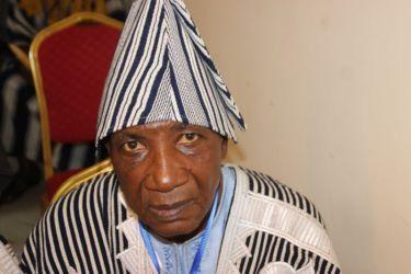 Dosso Lemissa, chef de canton de Koyagh (Béré)