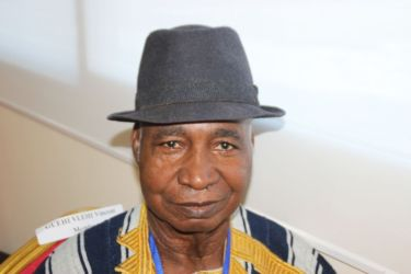 Guehi Vlehi Vincent, chef de canton central de Duokué