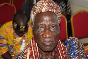 Hobou Kalet André, chef de canton Baleguhe (Daloa)