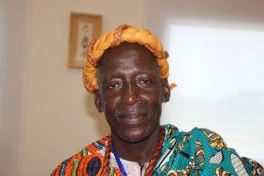 Koeye Gnepa, chef canton central de San Pedro