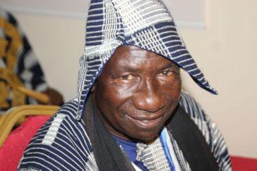 Koné Tenan, chef de canton de Boundiali