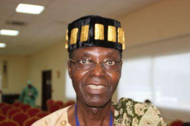Nana Aney Firmin, chef du village de Bokakokore (Abengourou)