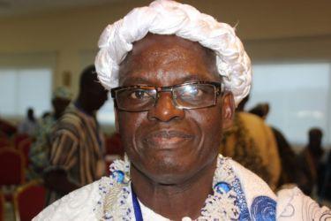 Nanan N'Dori Ando Joseph, chef de canton Azaguié