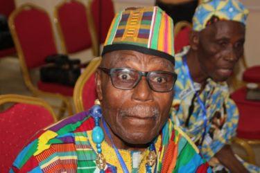 Tegbo Aliko, chef de la région de Loh Diboua (Divo)