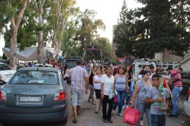 Fête de St Elie (près de Safita)