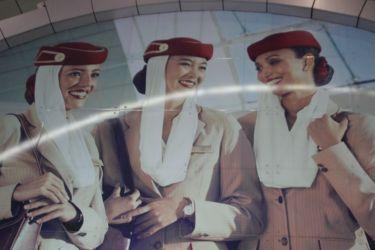 Hôtesses Emirates