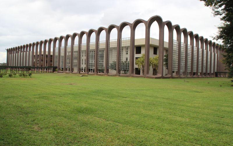 YAMOUSSOUKRO, BRASILIA DE LA CÔTE D'IVOIRE