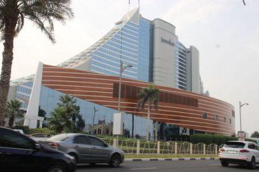 Jumeirah Beach Hotel, Dubaï