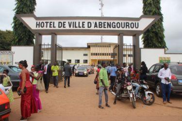 Mairie d'Abengourou