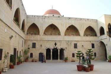 Monastère St Georges, Marmarita (2)