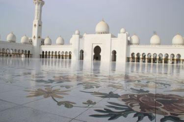 Mosquée Cheik Zayed, Abu Dhabi (2)