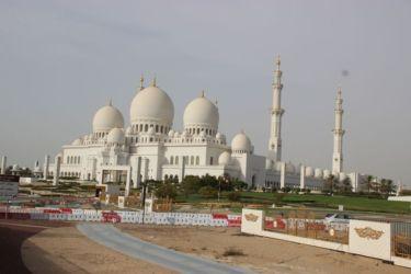 Mosquée Cheik Zayed, Abu Dhabi
