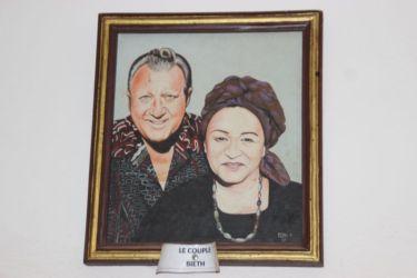 Charles et Marguerite Bieth