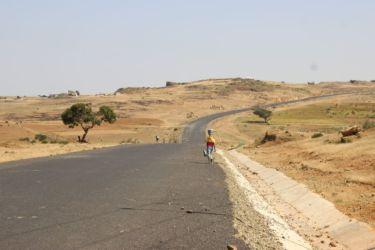 Entre Gondar et le Lac Tana