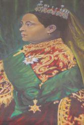 Impératrice Zewditu, fille et successeur de Menelik II (1916-1930)