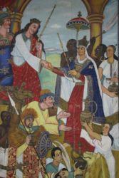 La Reine de Saba et Salomon