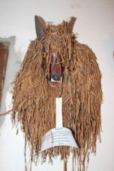 Masque Djé, Baoulé, Côte d'Ivoire