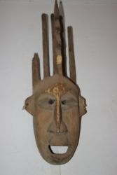 Masque Ndomo (Mali)