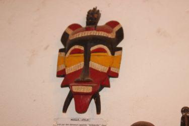 Masque Sénoufo