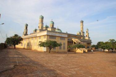 Mosquée d'Agnibilékrou