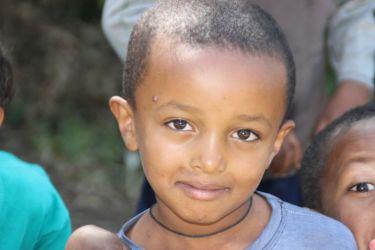 Petit garçon de Gondar