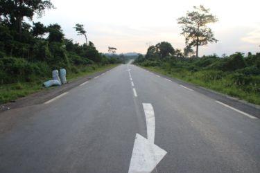Route Abengourou-Agnibilékrou
