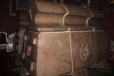 Tombe d'Haïlé Sélassié
