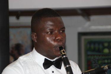Armand Félix Obité (clarinette)