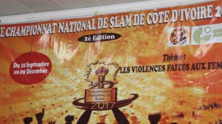 Championnat de Slam Côte d'Ivoire 2017