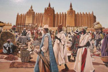 Daniel Coulibaly (Marché de Djenné)