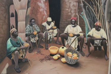 Daniel Coulibaly (Village Dogon)