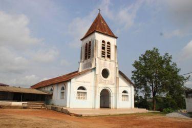 Eglise catholique de Dabou