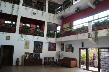Espace Houkami (intérieur)
