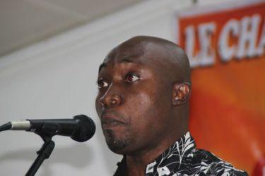 Guy Bazaré, vainqueur 2017